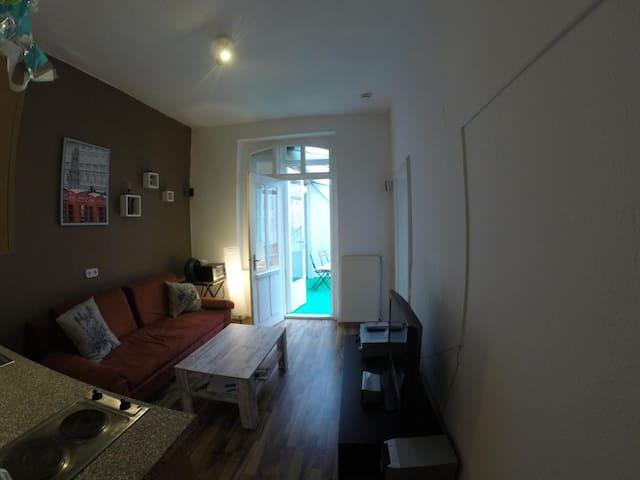 Apartment zentrale Lage - Fulda - Leilighet
