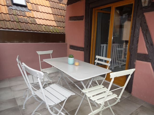Holiday cottage between Colmar and Strasbourg - Barr - Casa