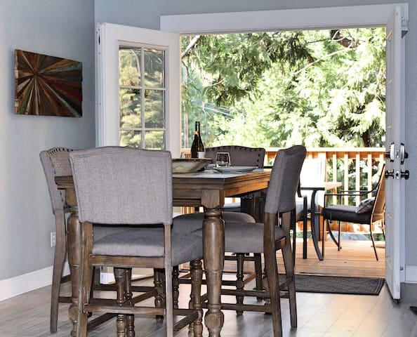 Modern Sierra Home in Twain Harte - Twain Harte - Maison