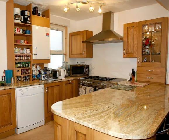 Rhyl, North Wales Coast Family Room. 4 + - Rhyl - Huis
