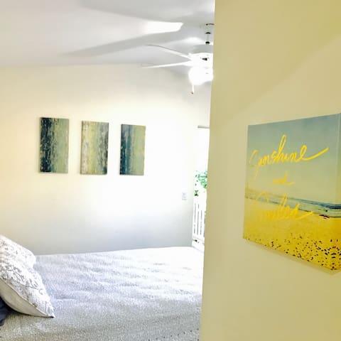 Private Room & Bath Near Beach / Down Town - Σάντα Μπάρμπαρα - Σπίτι