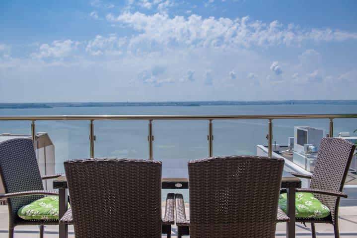 Apartament SunsetView Mamaia - Next to the Beach! - Mamaia, Constanța