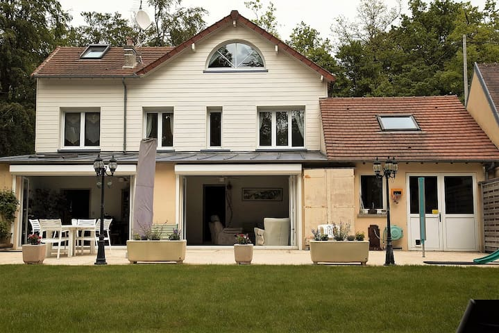 Belle Maison proche Chantilly - Coye-la-Forêt - Huis