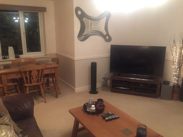 Lovely room cosy room - Crowthorne - Apartmen