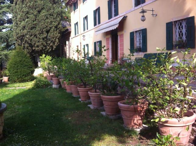 Vinitaly, Amarone casa e cantina storica - Grezzana - Casa