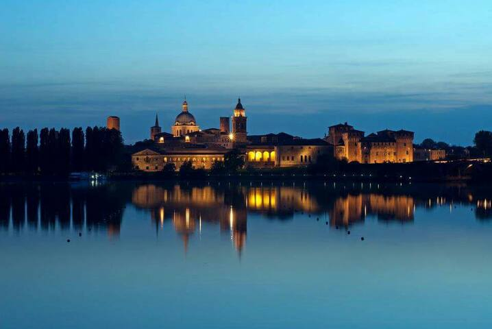 why don't you have a break in town? - Mantova - Hus