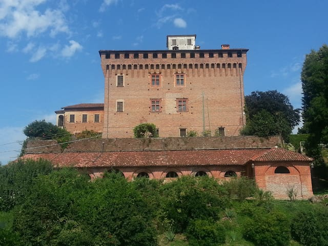 Cascina del Castello - Il Castagno - Briona - Casa