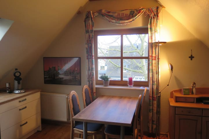 Comfortable, cosy, complete appartment - Langenberg - Appartement