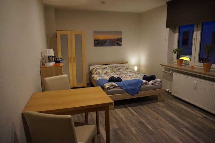 Gemütliche Wohnung im Herzen Bremens - Bremen - Apartemen