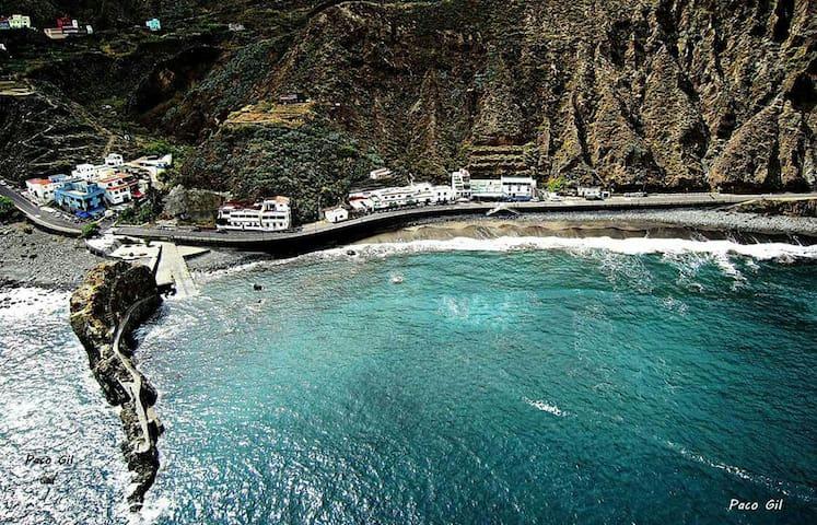 Apartamento playa REBECA - santa Cruz de Tenerife  - Appartement