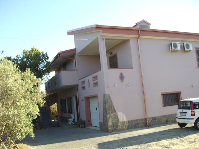 Appartamento Mare Campagna - Villaperuccio - Departamento