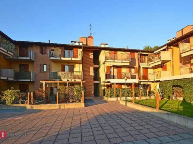 Bilocale indipende in bellissimo&sicuro residence - Roncello - Appartement