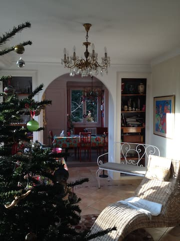 maison claire - Chêne-Bourg - Haus