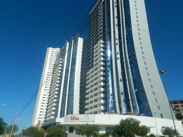 Brand NEW apartament in a great location - Goiânia