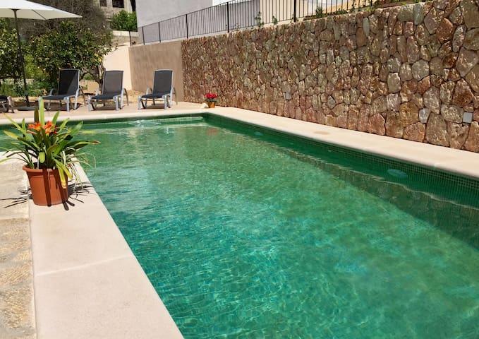 NEU modern renoviertes Ferienhaus - Casa Toni - Mancor de la Vall - Hus