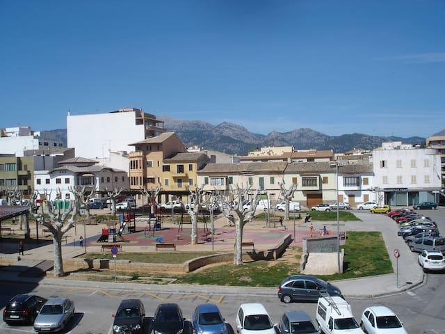 Inca, en el corazon de Mallorca! - Inca - Departamento