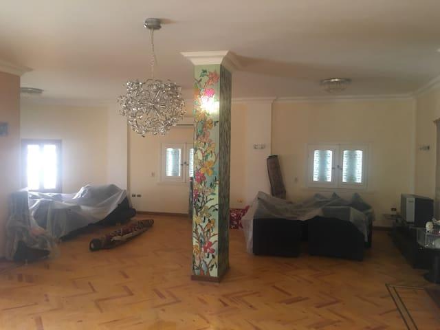 Family furnished house - El Shorouk City - Leilighet