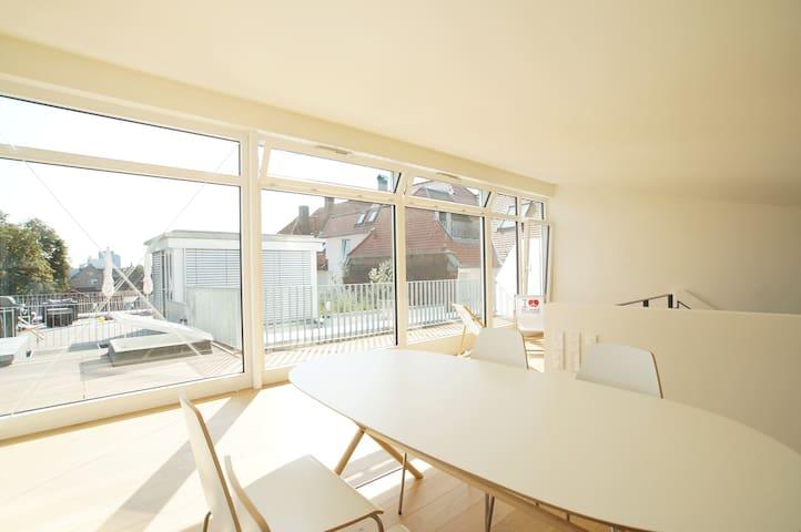 140 sqm apartment in the centre of Ludwigsburg - Ludwigsburg - Leilighet