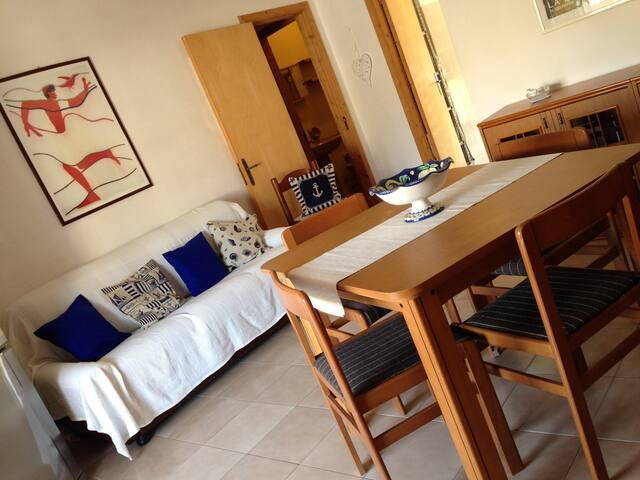 Grazioso attico mare di montalbano - Sampieri - Appartement