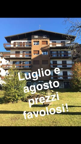 Residence le betulle - Moggio - Apartament