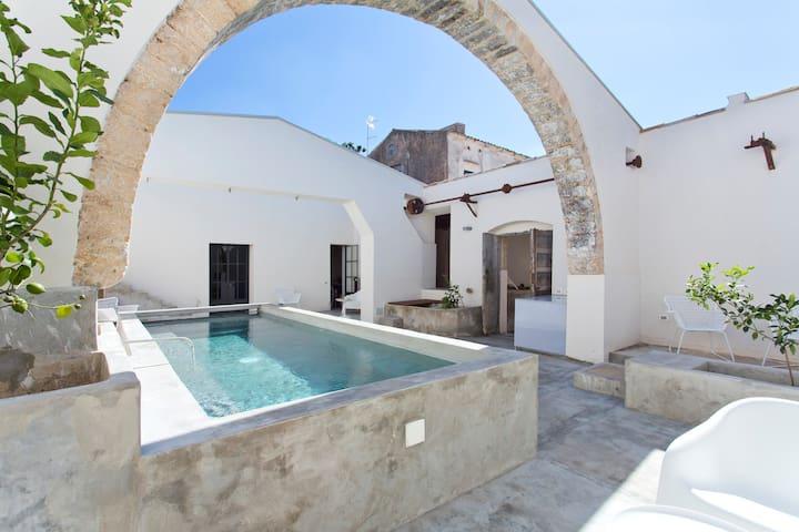 Villa Baglio Cappello - Casetta - Balestrate