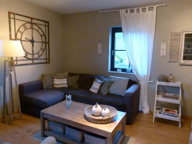 Le gîte de l'espace bien être - Libin - Apartament