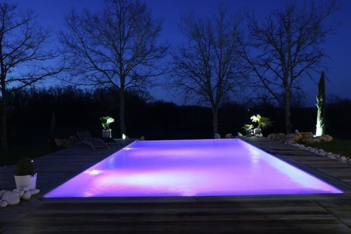 Soand House Pomerol - Villegouge - Bed & Breakfast