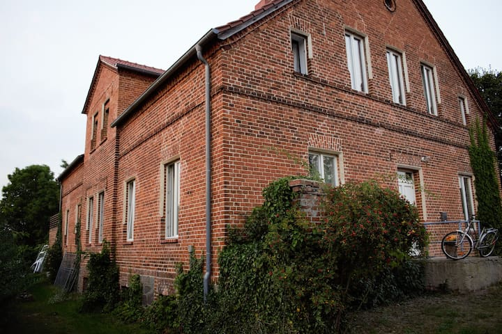 Gutshaus Suckow (Uckermark) - Flieth-Stegelitz - Ev