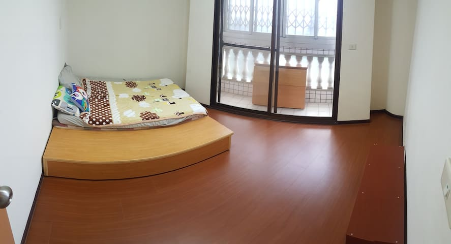 Private room in Huwei Township - Huwei Township - Apartamento