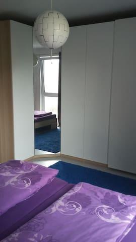 Dein Schlafplatz in meinem schönen Heim - Greifswald - Lägenhet