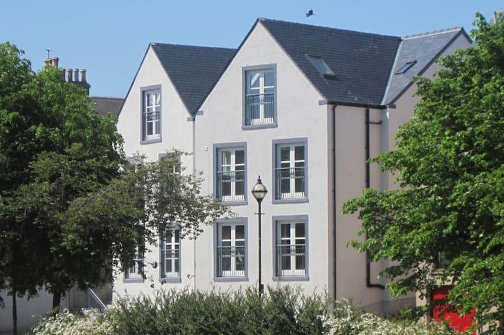 Luxury Riverbank Apartment, nr beach & champ golf - Nairn - Byt