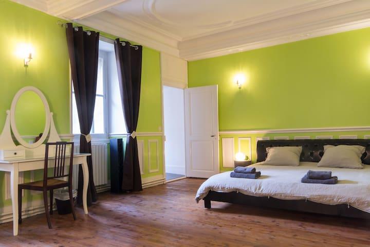 Seurre, Chambre d'hôtes au chateau - Seurre