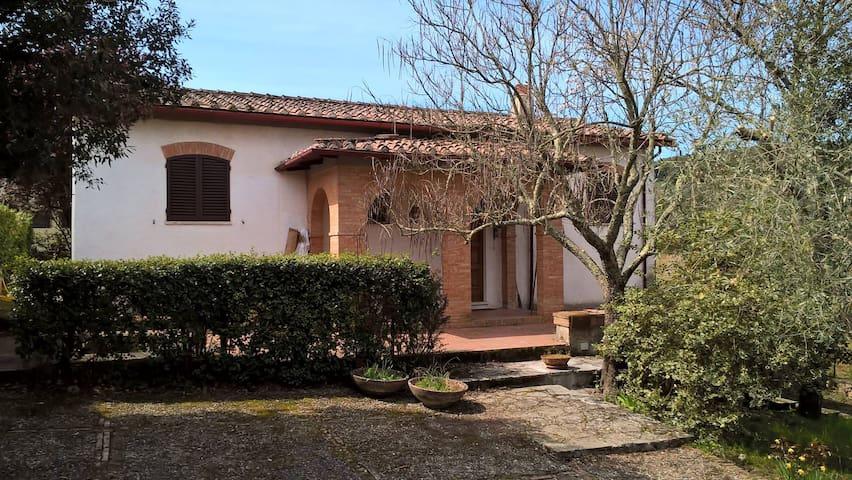 Your home in Tuscany - Monteriggioni - Hus