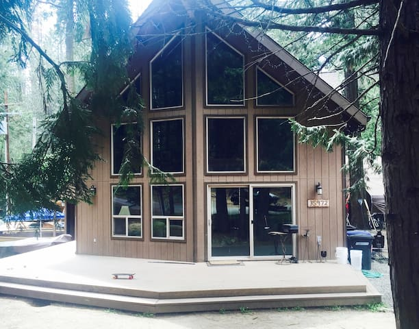 Contemporary Cabin - 北福克(North Fork) - 獨棟