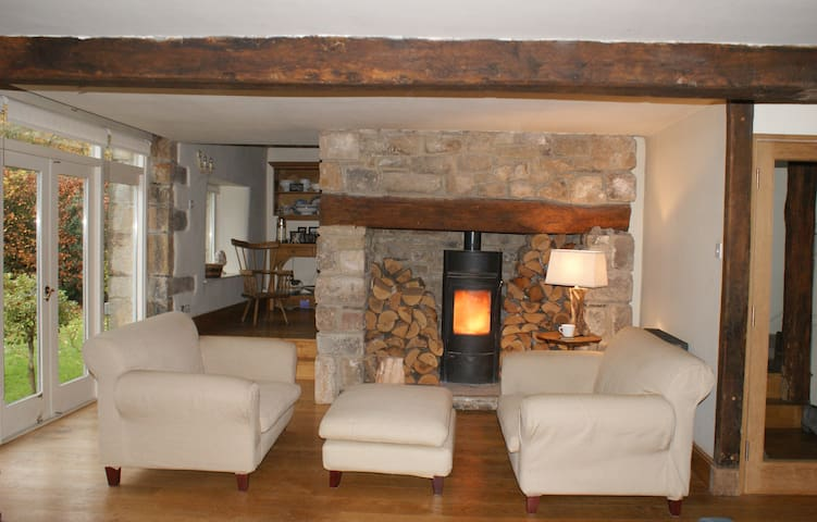 Fabulous Barn Conversion in Upper Wharfedale - Cracoe - Pousada