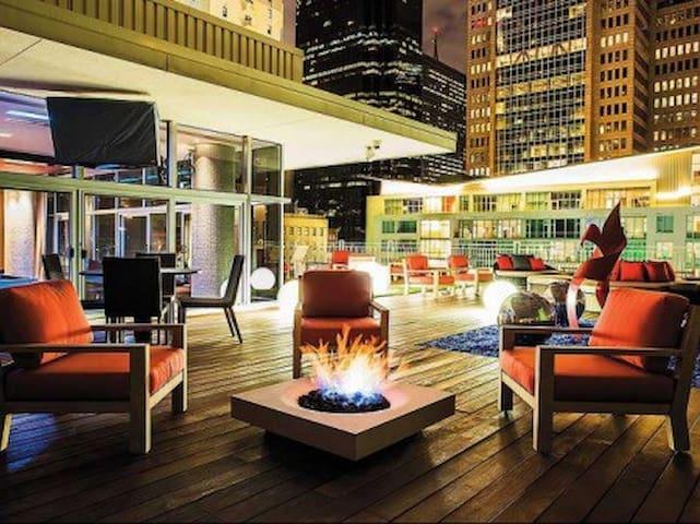 Downtown Dallas Apartment - Dallas - Departamento