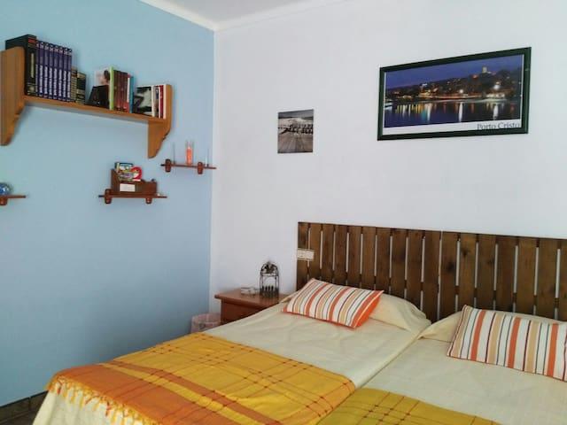 cozy double room with A / a - Porto Cristo - Ev