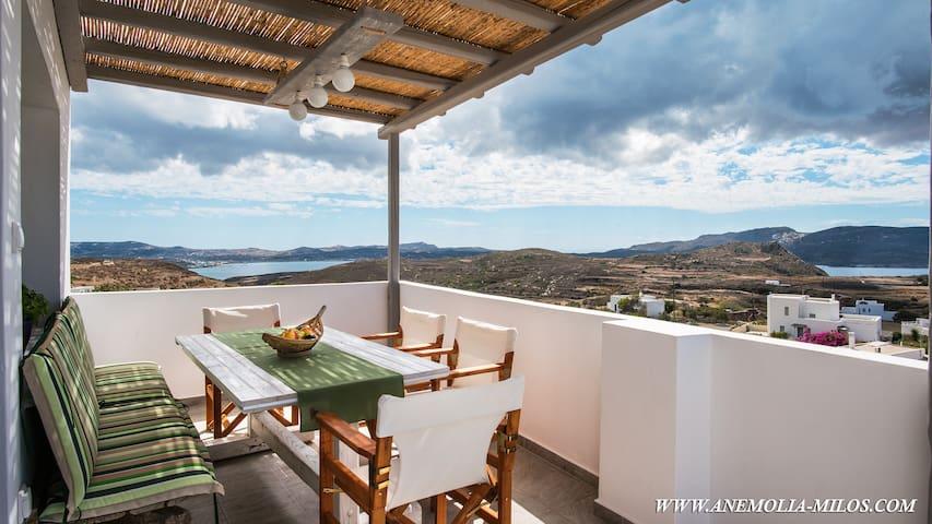 Anemolia House - Tripiti - Casa