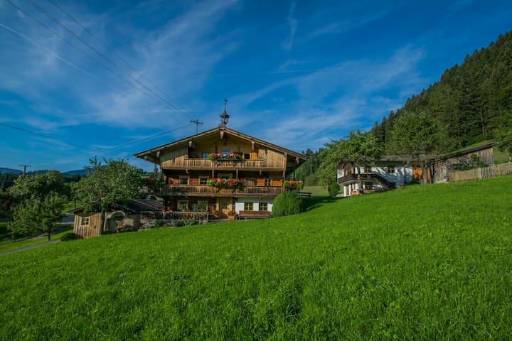schönes Bauernhaus mit Panoramablick - Reith im Alpbachtal