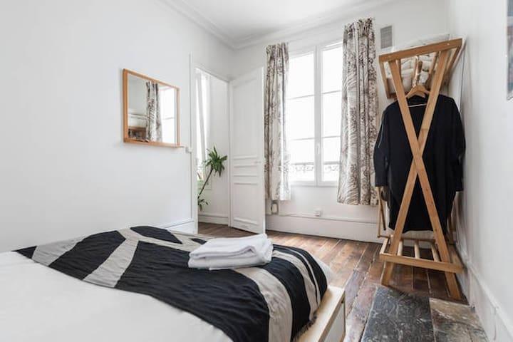 Charming & Clean 1BD Bastille/Pere Lachaise - Paris