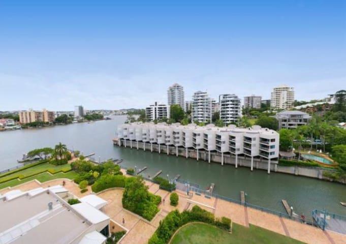 Dockside River Views Brisbane CBD - Kangaroo Point - Appartement