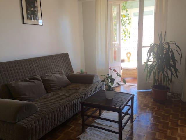 Charming  and bright apartment in Lisbon - Lisboa - Appartamento