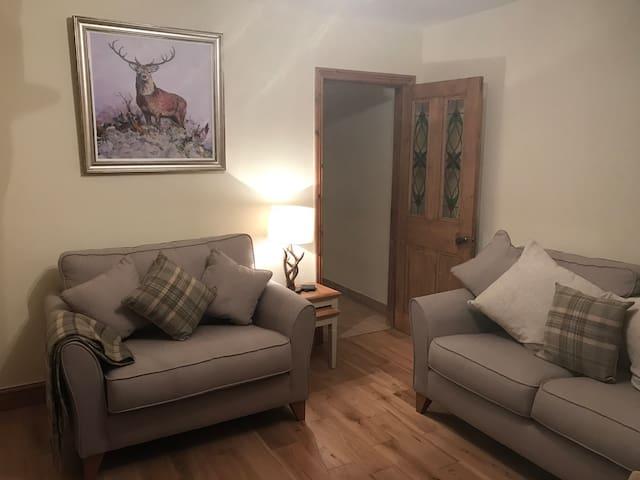 Cosy riverside cottage - Oakamoor - Huis