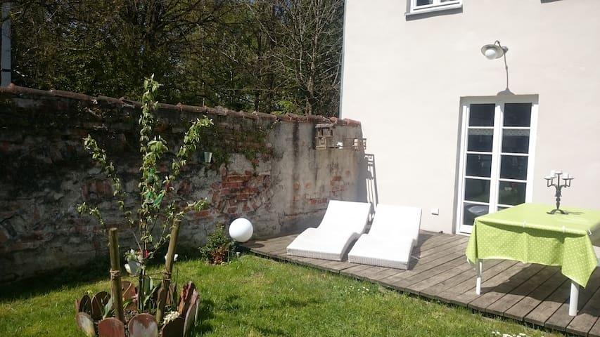 historisches Haus im Zentrum von Landsberg - Landsberg am Lech - Casa