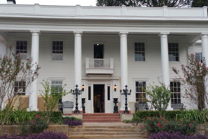 Rankin-Mercer House Estate and Gardens - Gastonia - Bed & Breakfast