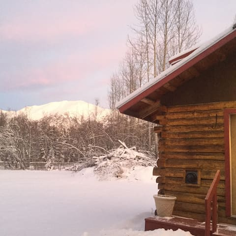 Hatcher Cabins - Wasilla - Stuga