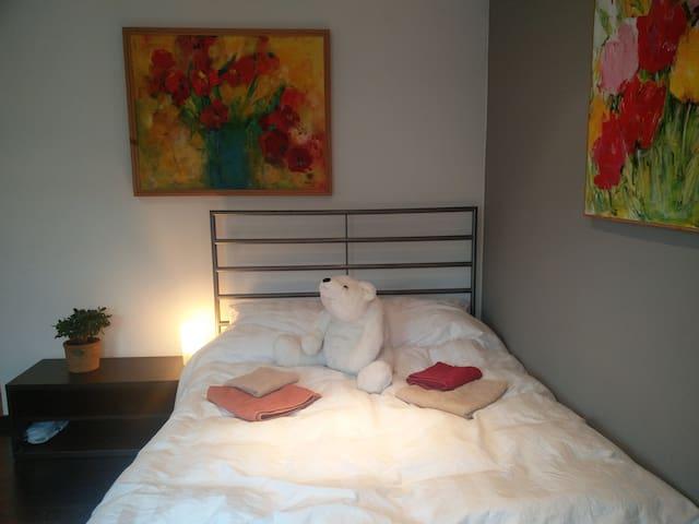 Gezellige kamer in rustige omgeving bij Valkenburg - Valkenburg - Ev