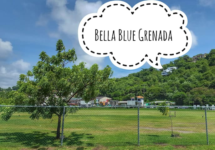 Sea Blue Apartment, Bella Blue Grenada - The Lime - Leilighet