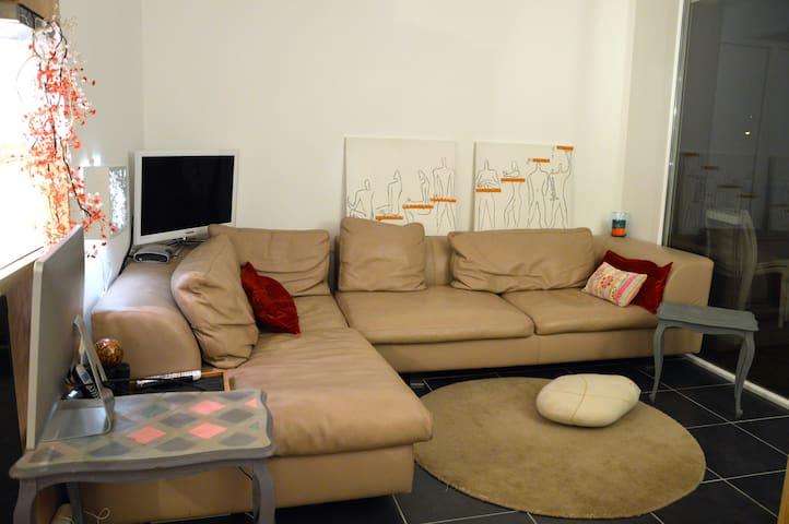 Nice new apartment close to Geneva - Douvaine - Lejlighed