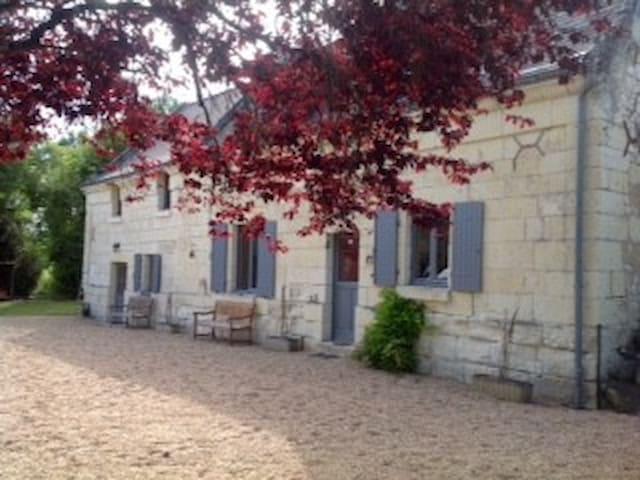 Paisible maison tourangelle - Benais